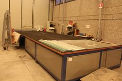 Maco Tec glass cutting machine - Lote 2 (Subasta 4318)
