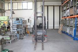 Linde forklift - Lot 23 (Auction 4318)