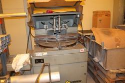 Emmegi cutter for metal - Lot 36 (Auction 4318)