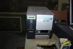 Epson printer and Toshiba labeller - Lot 40 (Auction 4318)