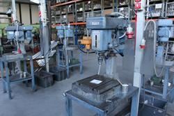 Industrie Meccaniche vertical drill - Lot 8 (Auction 4318)