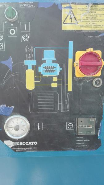 Immagine n. 5 - 3#4319 Compressore Ceccato 15 kw