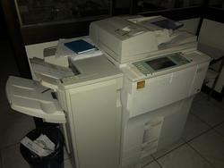 Konica photocopier and Nixdorf document shredder - Lot 4 (Auction 4320)