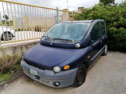 Fiat Multipla vehicle - Lot 12 (Auction 4325)