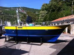 Plastimare Amelia 750 Customized Open Motor Vessel - Lot  (Auction 4326)