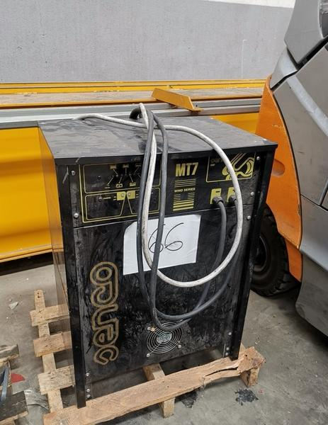 Immagine n. 2 - 2#4329 CARRELLO ELEVATORE OM-STILL MOD.RX 60-50