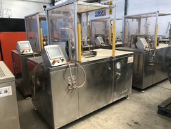Logos work center compacting machine - Lot  (Auction 4330)