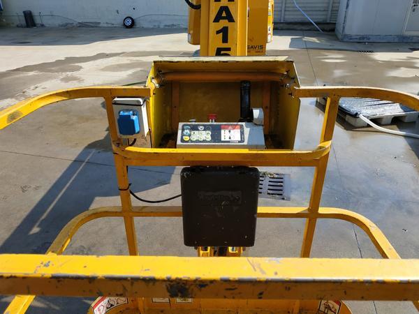 Immagine n. 4 - 3#4333 Piattaforma articolata Haulotte HA 15 IP