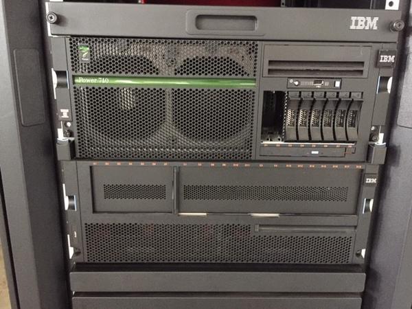 Immagine n. 2 - 4#4333 Server IBM 8205-E6C