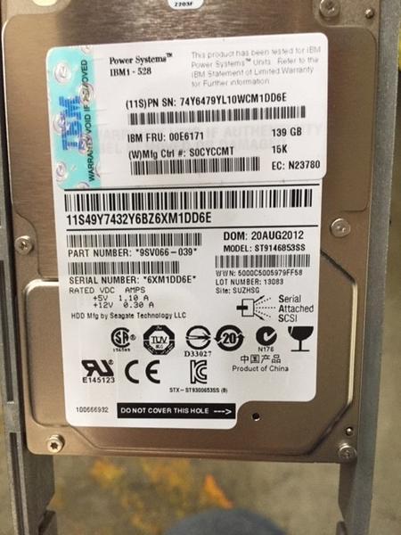 Immagine n. 6 - 4#4333 Server IBM 8205-E6C
