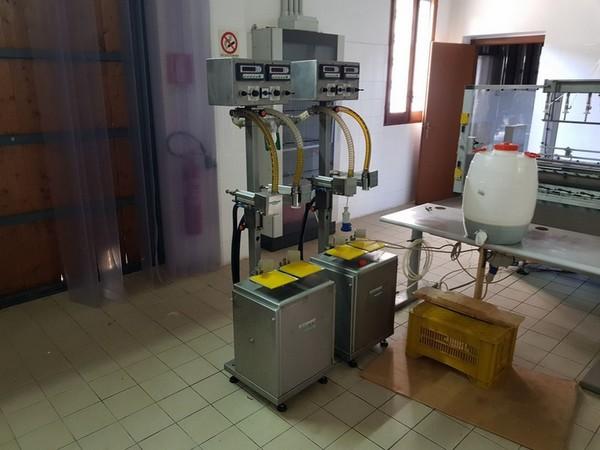 Immagine n. 9 - 1#4335 Impianto imbottigliamento olio