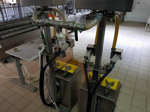 Immagine n. 11 - 1#4335 Impianto imbottigliamento olio