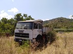 Iveco truck - Lot 141 (Auction 4335)