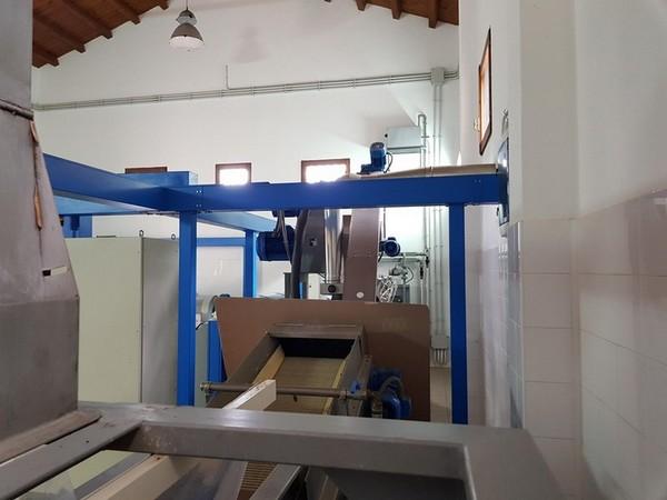 Immagine n. 11 - 2#4335 Impianto frantoio oleario Comagri