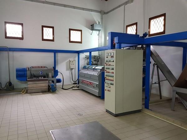 Immagine n. 12 - 2#4335 Impianto frantoio oleario Comagri