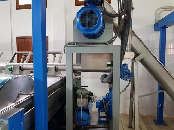 Immagine n. 14 - 2#4335 Impianto frantoio oleario Comagri