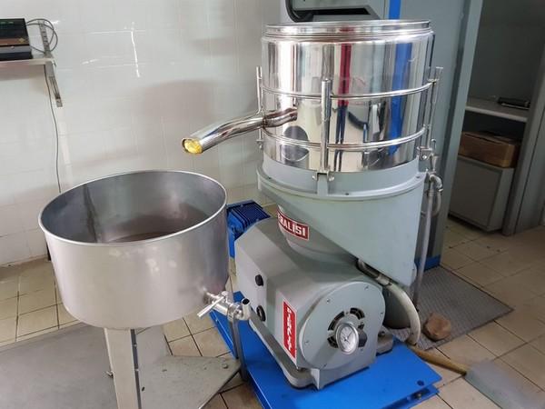 Immagine n. 22 - 2#4335 Impianto frantoio oleario Comagri
