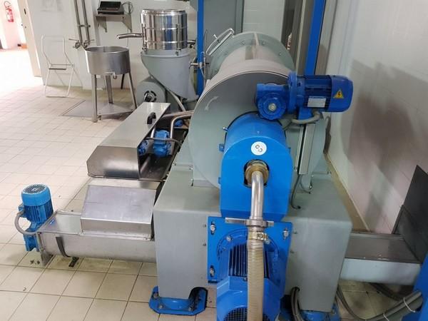Immagine n. 25 - 2#4335 Impianto frantoio oleario Comagri