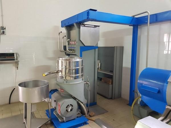 Immagine n. 26 - 2#4335 Impianto frantoio oleario Comagri