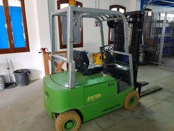 Pieralisi forklift - Lot 3 (Auction 4335)