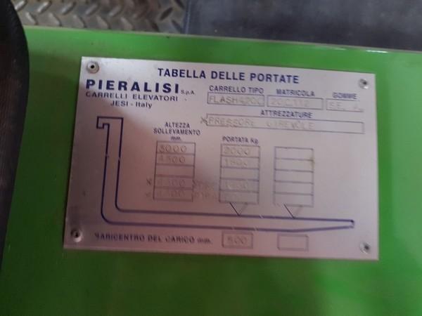 Immagine n. 5 - 3#4335 Carrello elevatore Comagri