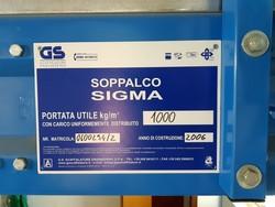 Sigma mezzanine - Lot 72 (Auction 4335)