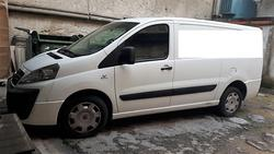 Fiat Scudo 1 9 JTD van - Lot 1 (Auction 4340)