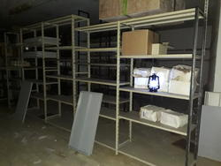 Iron shelves - Lot 2 (Auction 4340)
