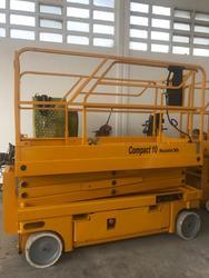 Haulotte Compact pantograph vertical platform - Lot  (Auction 4341)