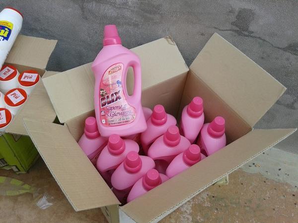 2#4343 Prodotti per l'igiene personale e la pulizia