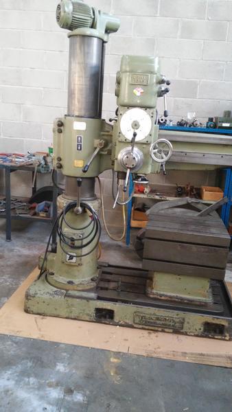 1#4345 Trapano radiale Breda r915l30-40