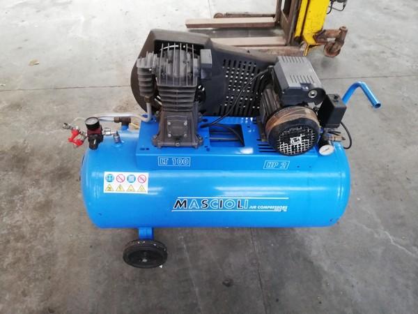 20#4345 Compressore Mascioli