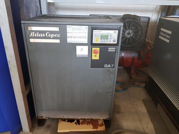 8#4347 Compressori Atlas Copco