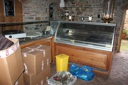 Equipment and furniture for ice cream shop - Lot 1 (Auction 4353)