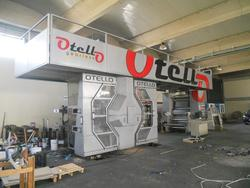 Bonardi flexographic printing machine - Lote 1 (Subasta 43560)