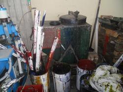 Italia Sistemi Tecnologici distiller of solvents - Lote 10 (Subasta 43560)