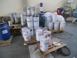 Think flexographic ink barrels - Lote 13 (Subasta 43560)