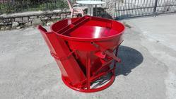 Bucket for concrete - Lot 11 (Auction 4358)