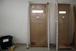 Porta in legno - Lotto 1 (Asta 4363)