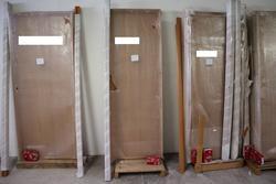 Porta in legno - Lotto 2 (Asta 4363)
