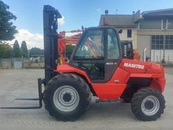 Manitou M26 4 forklift - Lot 1 (Auction 4365)