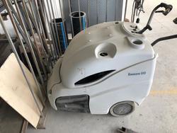 Gansow Floor Scrubber Machine - Lot 6 (Auction 4370)