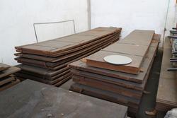 Iron metal sheet - Lot 1 (Auction 4371)