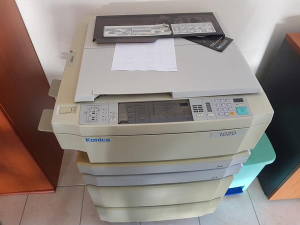 Immagine n. 7 - 11#4372 Stampanti Hp e fotocopiatrice Konica