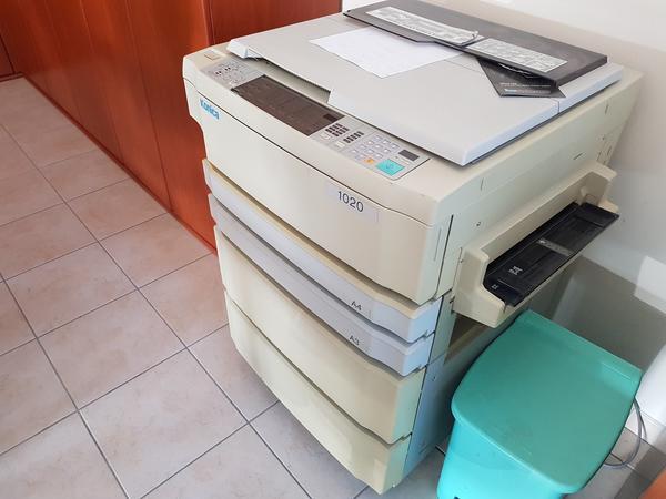 Immagine n. 10 - 11#4372 Stampanti Hp e fotocopiatrice Konica