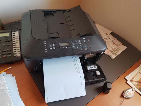 Immagine n. 47 - 11#4372 Stampanti Hp e fotocopiatrice Konica
