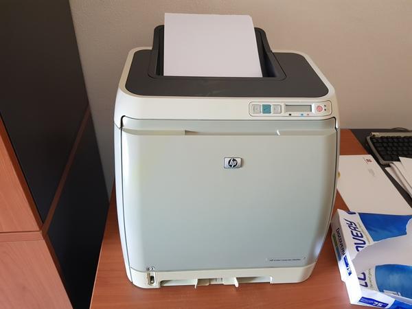 Immagine n. 50 - 11#4372 Stampanti Hp e fotocopiatrice Konica