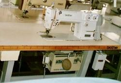 Sewing machine Brother DB2 B774 106 - Lot 32 (Auction 4374)