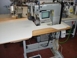 Macchina per cucire Durkopp 550-16-6 - Lotto 4 (Asta 4374)