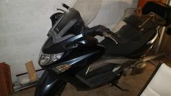 Kymco motorcycle and office furniture - Lot 1 (Auction 4380)